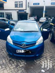 New Toyota Vitz 2013 Blue | Cars for sale in Kiambu, Juja