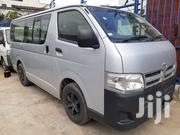 New Toyota HiAce 2013 Silver | Trucks & Trailers for sale in Mombasa, Shimanzi/Ganjoni