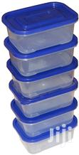 Storage Containers 6 Pcs 400ml | Kitchen & Dining for sale in Nairobi Central, Nairobi, Kenya