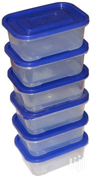 Storage Containers 6 Pcs 400ml   Kitchen & Dining for sale in Nairobi, Nairobi Central