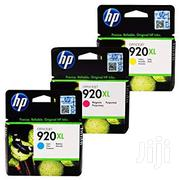 HP 920 XL Colors | Accessories for Mobile Phones & Tablets for sale in Nairobi, Parklands/Highridge