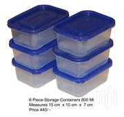 Storage Containers 6 Pcs 800ml   Kitchen & Dining for sale in Nairobi, Nairobi Central