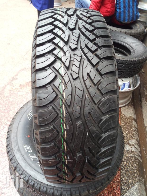 Tyre Size 265/65r17 Goodyear Tyres