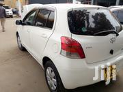 Toyota Vitz 2010 White | Cars for sale in Nairobi, Kilimani