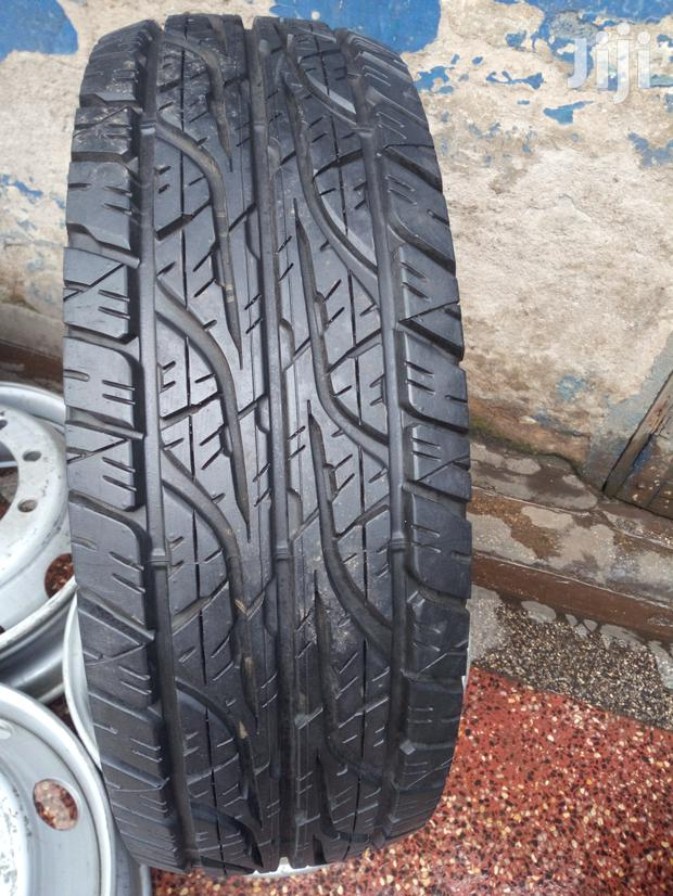 Tyre Size 265/70r16 Dunlop Tyres