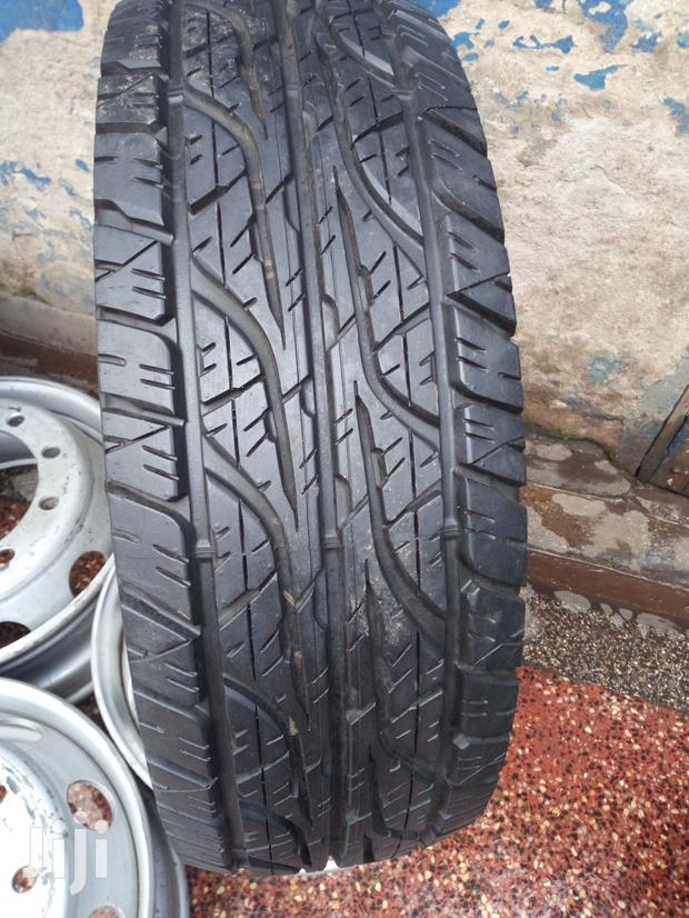 Tyre Size 265/65r17 Dunlop Tyres