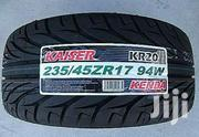 235/45/17 Kenda Tyre's Is Made In China | Vehicle Parts & Accessories for sale in Nairobi, Nairobi Central