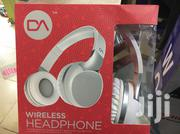 DA Wireless Headphones | Accessories for Mobile Phones & Tablets for sale in Nairobi, Nairobi Central