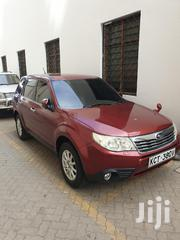 Subaru Forester 2011 2.5XT Touring Red | Cars for sale in Mombasa, Majengo