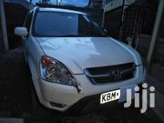 Honda CR-V 2003 EX 4WD Automatic White | Cars for sale in Nairobi, Nairobi Central