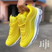 Nike Airmax 97 Yellow | Shoes for sale in Nairobi, Nairobi Central