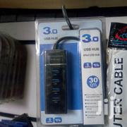 3.0USB 4 Ports Hub Super Speed | Computer Accessories  for sale in Nairobi, Nairobi Central