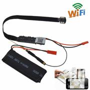 Wireless Mini Video Hidden Camera Module Wifi IP Pinhole Cctv | Cameras, Video Cameras & Accessories for sale in Nairobi, Nairobi Central