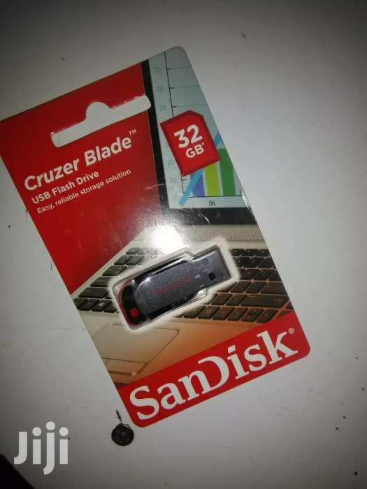 Sandisk Original USB/ Flash Disk Warranty One Year