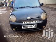 Toyota Sienta 2005 Black | Cars for sale in Nakuru, Mai Mahiu