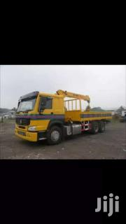Mount Crane Self Loader Hiab Crane | Building & Trades Services for sale in Mombasa, Changamwe