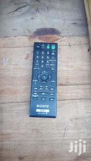 Orginal SONY DVD Remote | Accessories & Supplies for Electronics for sale in Kisii, Boochi/Tendere