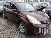 Nissan Note 2011 1.4 Red | Cars for sale in Mombasa, Tudor