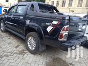 Toyota Hilux 2012 2.5 D-4D SRX Black | Cars for sale in Mombasa, Tudor