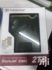 2tb Transed External HDD | Computer Accessories  for sale in Nairobi, Nairobi Central