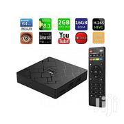 HK1 Mini Android 8.1 TV Box 2GB RAM 16GB ROM Media Player | TV & DVD Equipment for sale in Nairobi, Nairobi Central