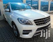 Mercedes-Benz M Class 2013 White | Cars for sale in Mombasa, Tudor