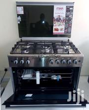 Mika Stainles Steel 5 Burner | Kitchen Appliances for sale in Nairobi, Harambee