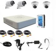Hikvision 720P 4 Channel Turbo HD CCTV Cameras Kit W/1tb Hard Drive   Cameras, Video Cameras & Accessories for sale in Nairobi, Nairobi Central