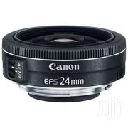 Canon EF-S 24mm F/2.8 STM Lens | Cameras, Video Cameras & Accessories for sale in Nairobi, Nairobi Central
