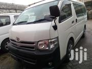 Toyota HiAce 2013 White | Trucks & Trailers for sale in Mombasa, Shimanzi/Ganjoni