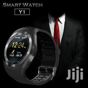 Y1 Smart Bluetooth3.0 Watch Phone Band SIM Card | Smart Watches & Trackers for sale in Nairobi, Nairobi Central