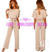 Apricot Jumpsuit | Clothing for sale in Nairobi, Embakasi