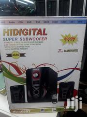Hidigital Super Subwoofer With Fm Bluetooth And Usb | Audio & Music Equipment for sale in Nairobi, Nairobi Central