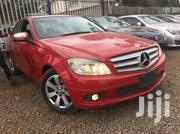 Mercedes-Benz C200 2009 Red | Cars for sale in Nairobi, Kilimani