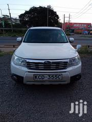 Subaru Forester 2010 White | Cars for sale in Nairobi, Nairobi Central