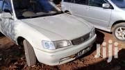 Toyota Corolla 2000 White | Cars for sale in Murang'a, Township G