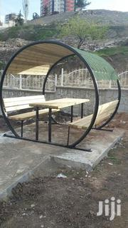 Outdoor Roofed Double Seats | Furniture for sale in Nairobi, Mathare North