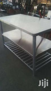 Stainless Steel Work Table | Furniture for sale in Nairobi, Pumwani