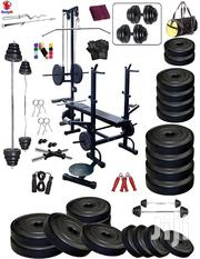 Gym Weights and Bars | Sports Equipment for sale in Nairobi, Nairobi Central