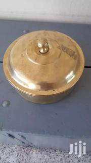 Brass Solid Antique Container | Manufacturing Materials & Tools for sale in Nairobi, Nairobi Central