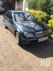 Mercedes-Benz C200 2001 Blue | Cars for sale in Nairobi, Kilimani