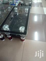 Clear Glass Floral Coffee Table   Furniture for sale in Nairobi, Zimmerman