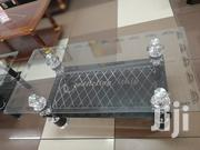 Clear Glass Coffee Table   Furniture for sale in Nairobi, Zimmerman