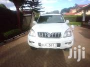 Toyota Land Cruiser Prado 2008 White | Cars for sale in Nairobi, Mountain View