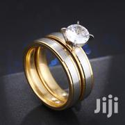 2 in 1 Stainless Steel Wedding/Engagement/Proposal/Anniversary Rings | Jewelry for sale in Nairobi, Nairobi Central