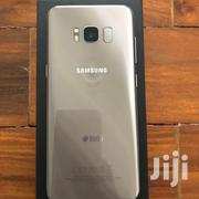 Samsung Galaxy S8 128 Gigabytes Mapple Gold And Gear Vr | Accessories for Mobile Phones & Tablets for sale in Nairobi, Nairobi Central