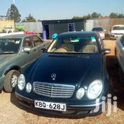 Mercedes-Benz E240 2002 Black | Cars for sale in Uasin Gishu, Racecourse