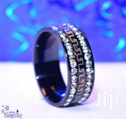 Titanium Rings CZ Stone Wedding/Engagement/Proposal/Anniversary Rings | Jewelry for sale in Nairobi, Nairobi Central