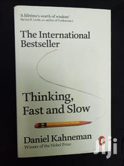 Thinking Fast And Slow - Daniel Kahneman | Books & Games for sale in Nairobi, Nairobi Central