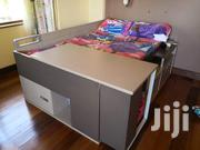Imported 'gautier' Brand Space-saving Bed Integrated With Desk | Children's Furniture for sale in Nairobi, Nairobi Central